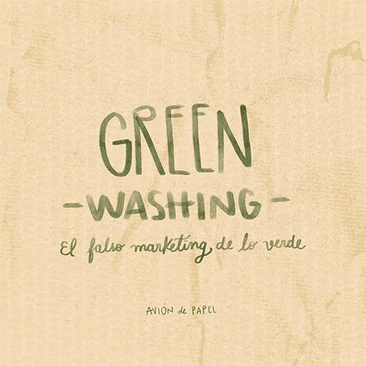 Green washing: El falso marketing de lo verde - tolá blog