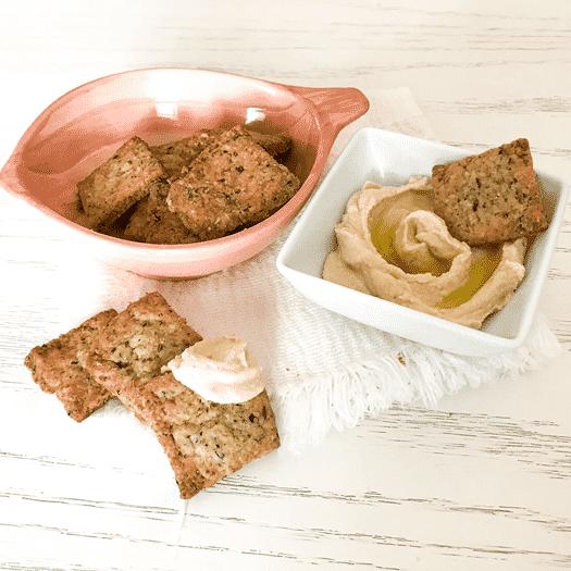 Galletitas hierbas italianas vegana - Ariasfoodblog | tolá recetas