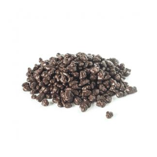 Nibs de cacao cubiertos con chocolate a granel - tolá market Bogotá